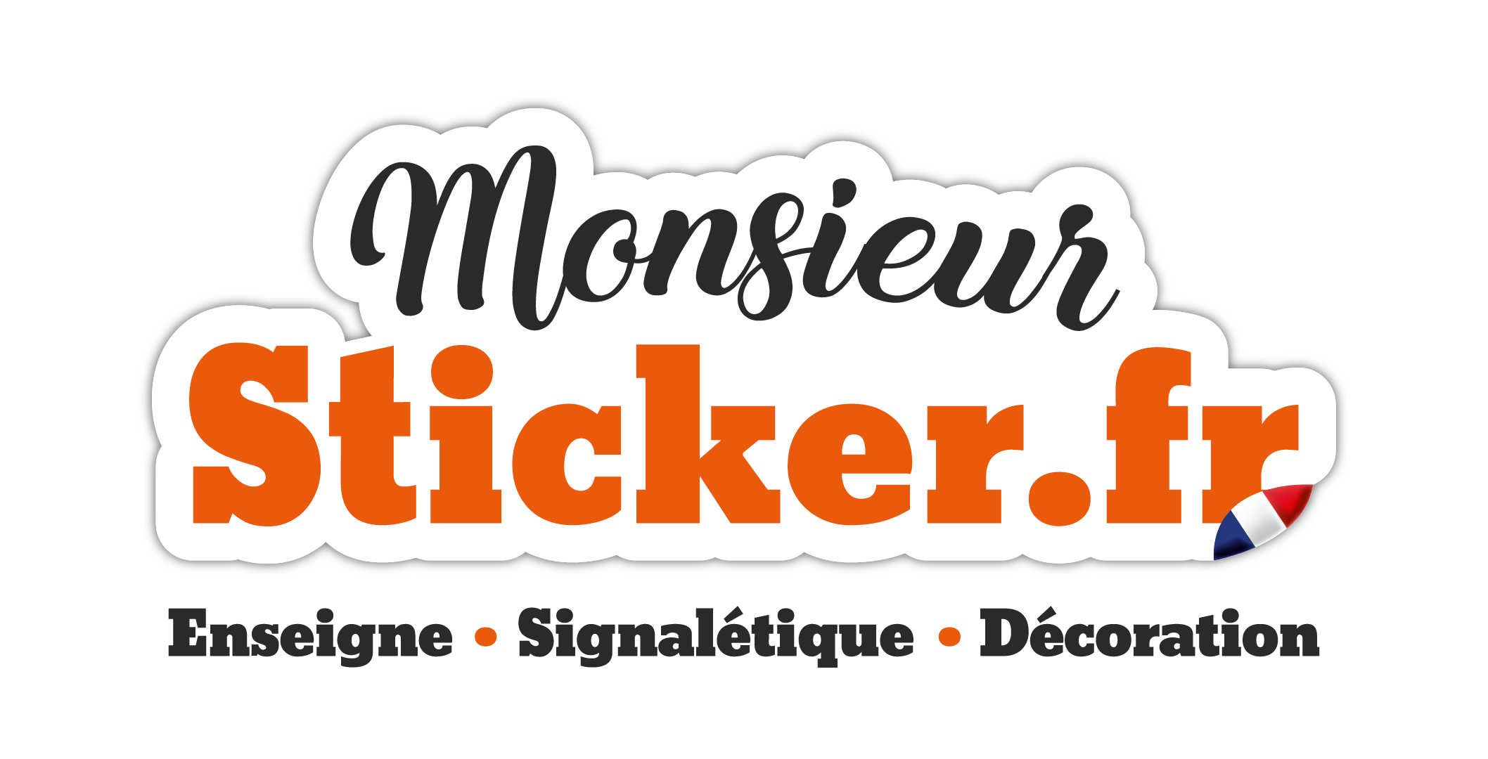 Monsieur Sticker