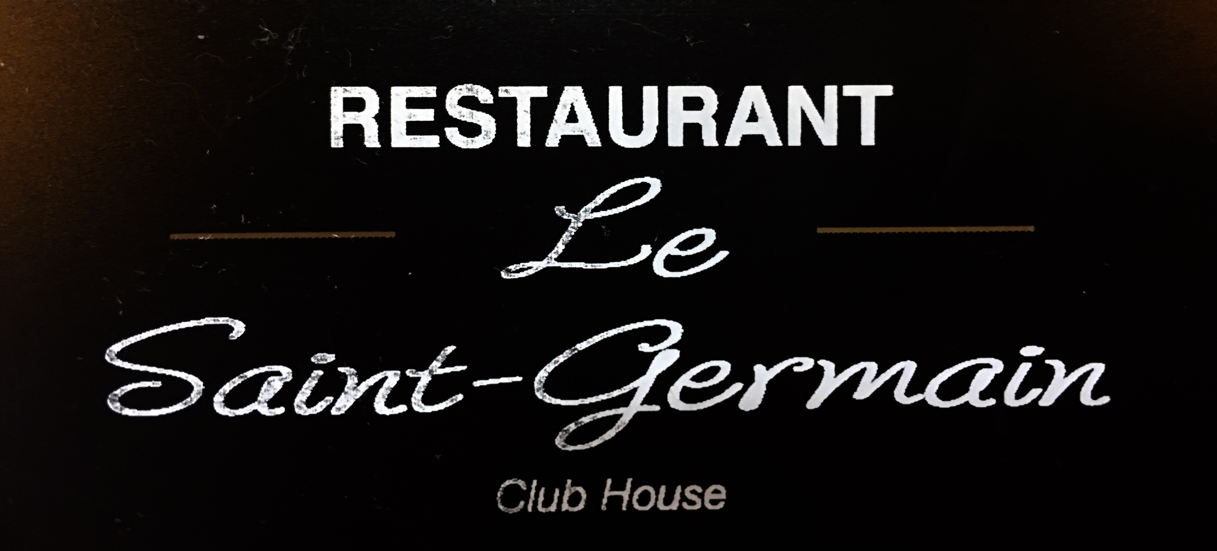 Le Saint Germain club house
